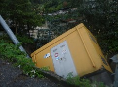 San Roberto, colpito da palo della luce: muore 25enne