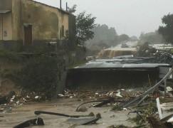Calabria, ciclone di Halloween disastroso sulla costa jonica