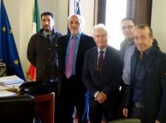 Calabria, delegazione Cisal ha incontrato Scura