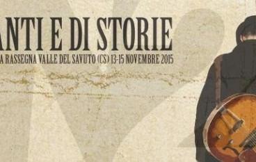 """""""Di canti e di storie"""", prevista conferenza stampa a Rogliano"""