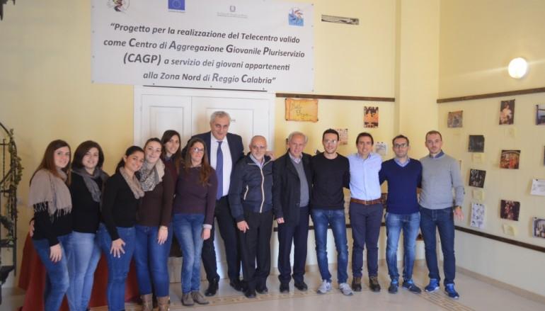 A Sambatello (RC) incontro con l'europarlamentare Caputo