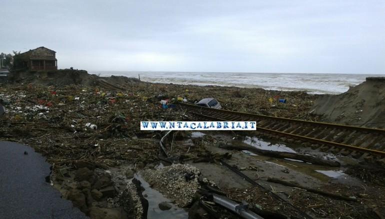 Marinella di Bruzzano, le foto del disastro post alluvione