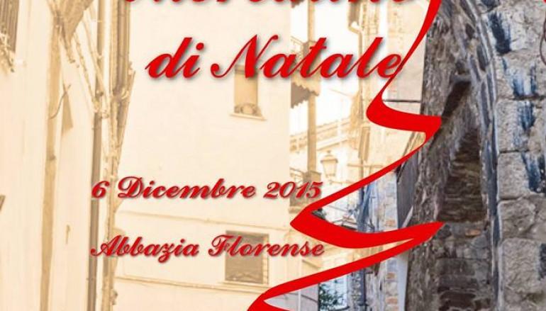 A San Giovanni in Fiore prima edizione del Mercatino di Natale