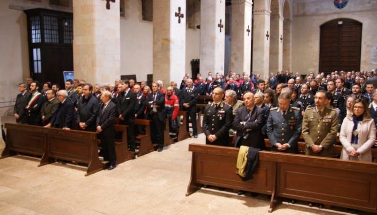 Cosenza, Carabinieri: cerimonia della Virgo Fidelis al Duomo