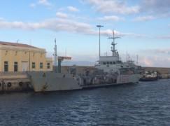 Emergenza idrica Messina, partita nave cisterna da Reggio Calabria