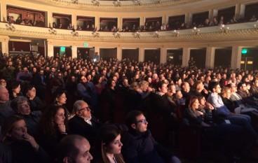 Reggio Calabria, grande successo per Malika Ayane