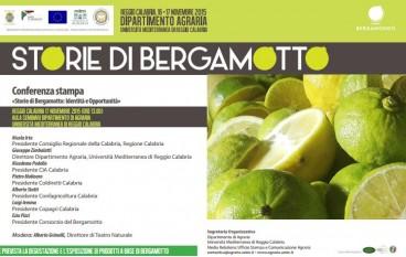 """""""Storie di Bergamotto"""" alla Mediterranea di Reggio Calabria"""