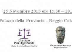 Reggio Calabria, convegno contro violenza sulle donne
