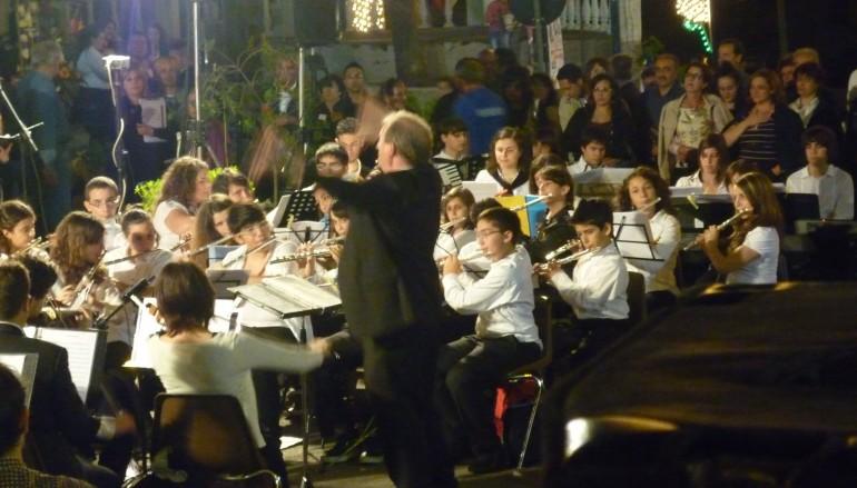 Lamezia Terme, case di riposo in festa per Concerto Natale