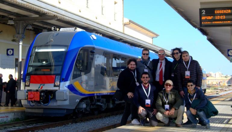 """Inaugurazione treni ATR 220 """"Swing"""""""