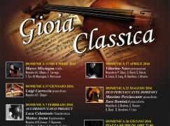 """Gioia Tauro, al via stagione concertistica """"GioiaClassica"""""""
