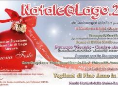 Lago, pubblicato cartellone eventi natalizi