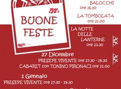 San Roberto, il programma per il Natale