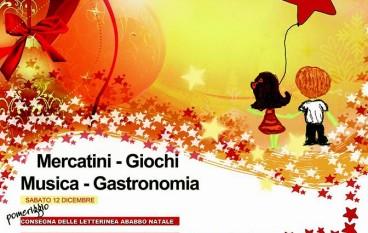 """A Rizziconi arriva il """"Natale Solidale"""""""