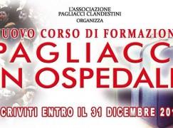 Reggio Calabria, corso formazione dei Pagliacci Clandestini