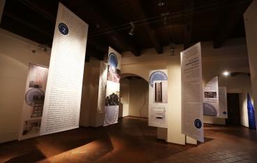 Al Museo MACA di Acri un'installazione ambientale