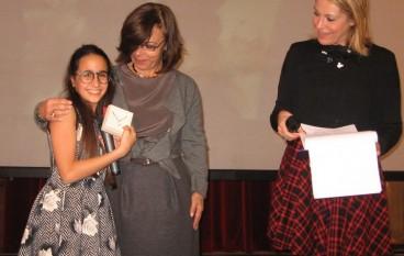 Rossano, applausi e riconoscimenti per Denise Sapia