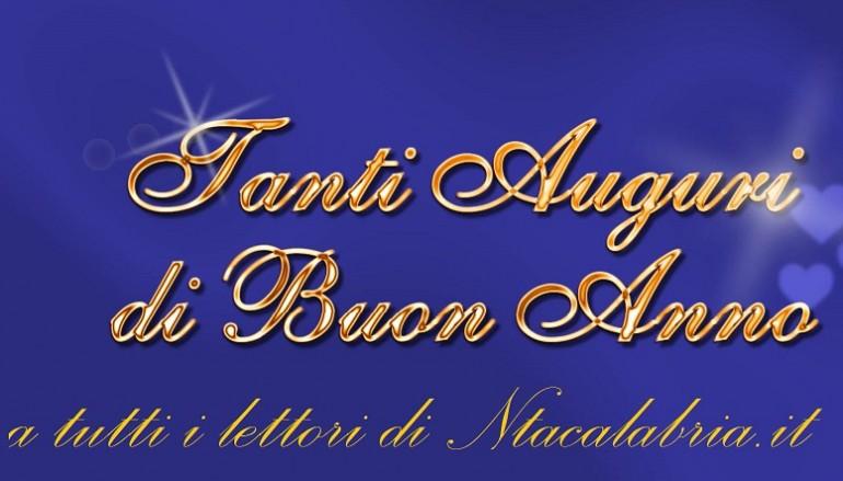Auguri di Buon Anno dalla redazione di NtaCalabria.it