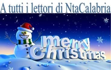 Auguri di Buon Natale da NtaCalabria