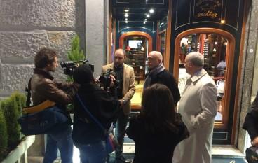 """A Cosenza inaugurata """"L'arte di Azzinari in vetrina"""""""