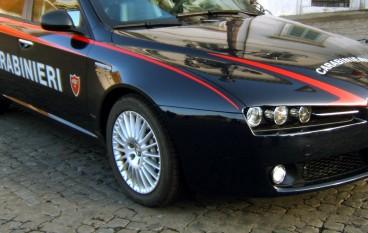 Controlli dei Carabinieri nel cosentino, 4 denunce