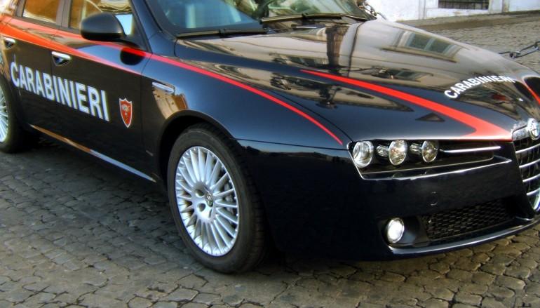 Cardeto, arrestato 34enne dai Carabinieri