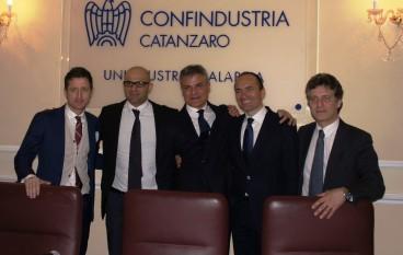 Il calabrese Ferrara di nuovo ai vertici di Piccola Industria