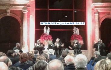 Roccella Jonica, tra musica e applausi l'ex Chiesa Matrice riprende vita