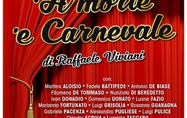 """Castrovillari, """"'A morte 'e Carnevale"""" al Teatro Sybaris"""