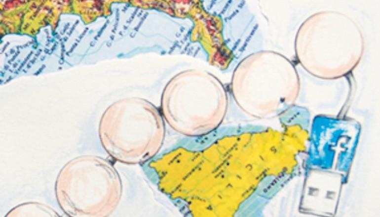 """Marina di San Lorenzo, presentato il libro """"Faceboom"""""""