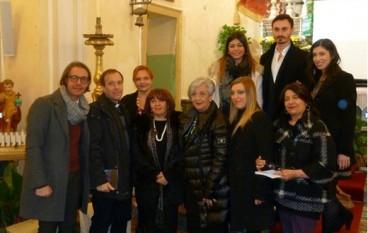 """Le Muse a Catania per """"Poesia per pensare"""""""