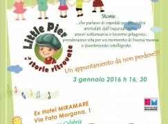Reggio Calabria, al via lo spettacolo Little Pier