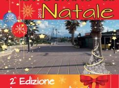 Falerna Marina, seconda edizione mercatino di Natale