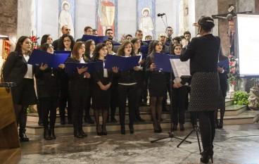 """Alla Chiesa di San Giorgio al Corso il Concerto di Natale """"Verbum caro factum est"""""""