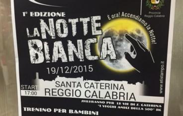 """Reggio Calabria, al via la """"Notte bianca"""" a Santa Caterina"""