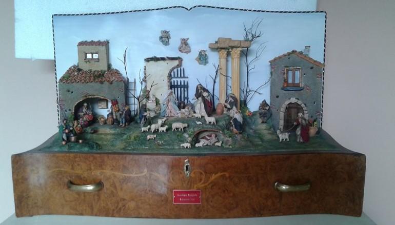 Bisignano, i presepi degli artisti bisignanesi in mostra a Roma