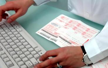 Ricetta medica: Basta un sms non serve più andare dal medico