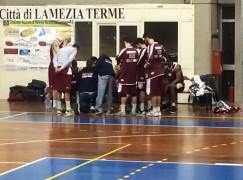 Basket: Vis inarrestabile, vittoria anche a Lamezia