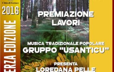 """A Gerace """"Vivere il parco Nazionale dell'Aspromonte"""""""