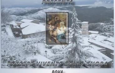 """Bova, al via """"Il Presepe Vivente della Chora"""""""