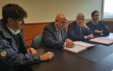 Siglato protocollo tra Enel e Protezione Civile Calabria