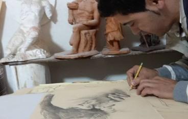 Lo scultore vibonese Tonino Gaudioso si racconta
