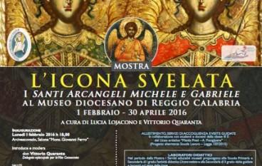 """Reggio Calabria, al Museo diocesano Mostra """"Icona Svelata"""""""