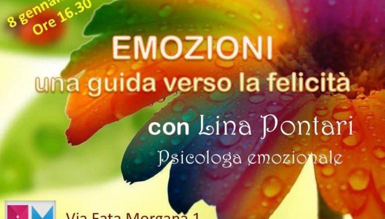 """Reggio Calabria, incontro dal tema """"Emozioni, una guida verso la felicità"""""""