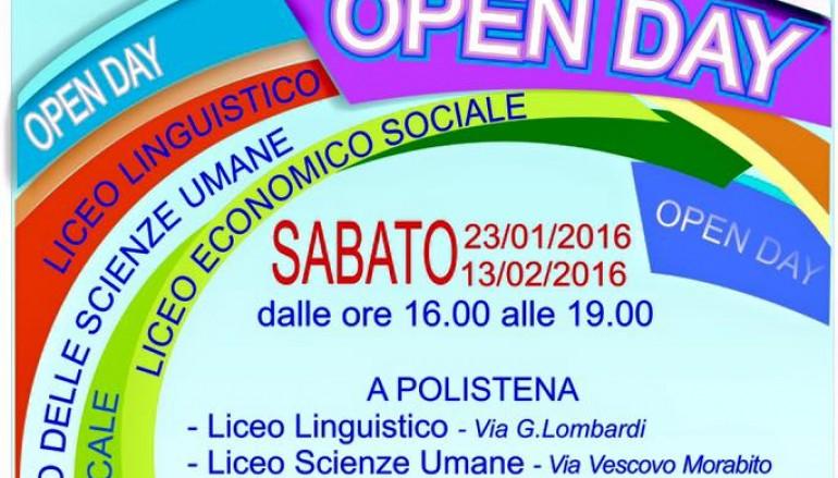 """""""Open Day"""" al Liceo Classico """"Rechichi"""" di Polistena"""