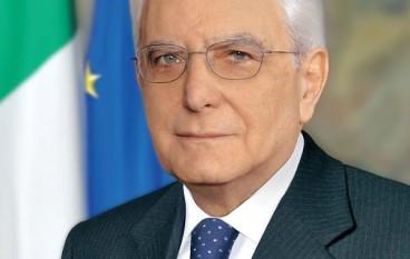 Il Presidente Mattarella il 30 gennaio in Calabria
