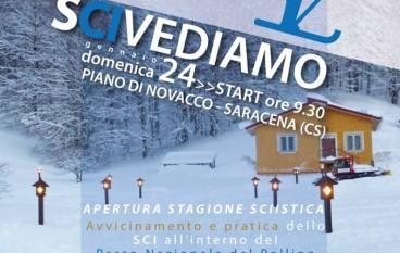 Saracena – Piano di Novacco, stagione sciistica 2016