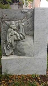 Opera in marmo di Carrara
