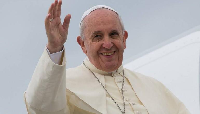 Papa Francesco incontra i sindaci Re.co.sol.