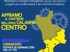 """Catanzaro, al via cantiere """"Patto per la Calabria"""""""